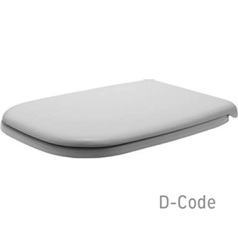 duravit d code wc sitz 006731 wei. Black Bedroom Furniture Sets. Home Design Ideas
