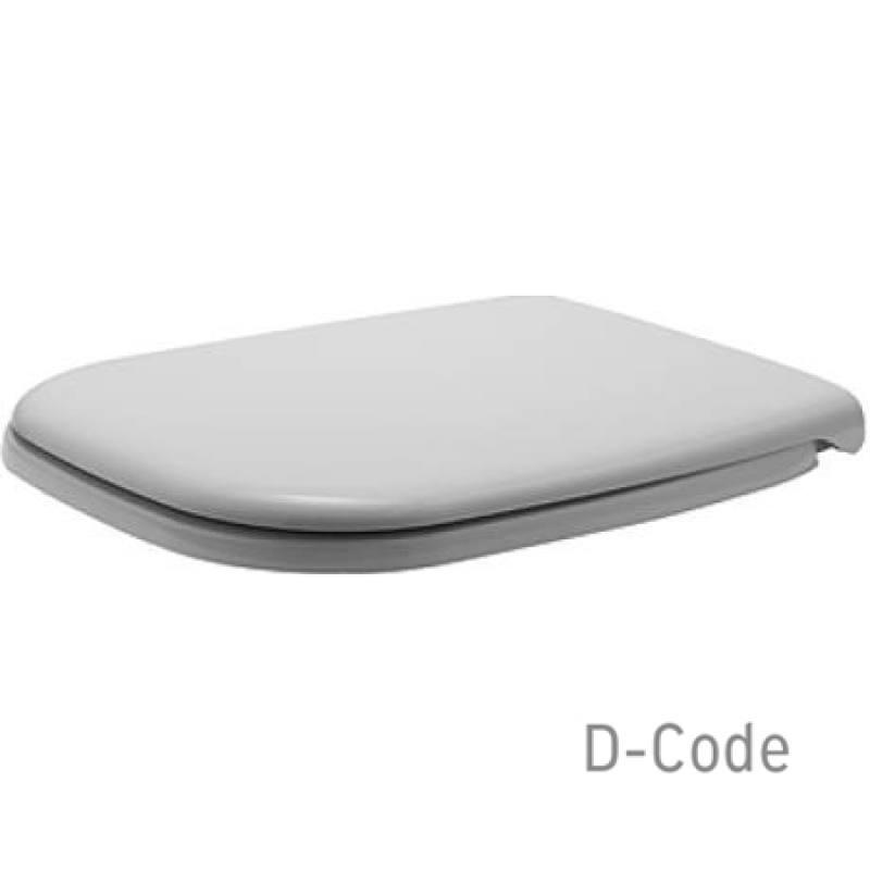 duravit d code wc sitz 006739 mit absenkautomatik softclose wei. Black Bedroom Furniture Sets. Home Design Ideas