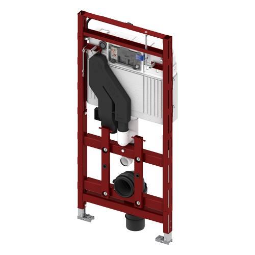 tece tecelux wc modul 400 bauh he 1120mm. Black Bedroom Furniture Sets. Home Design Ideas